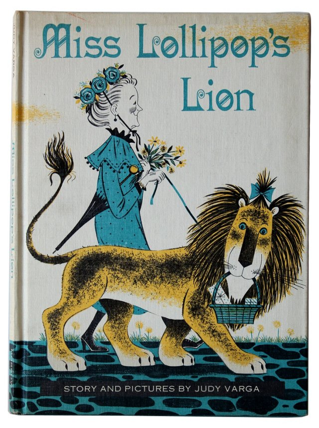 Miss Lollipop's Lion