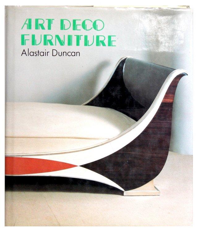 Art Deco Furniture,1st Ed.