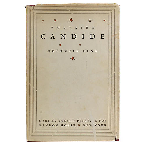 Candide, Illustrated by Rockwell Kent