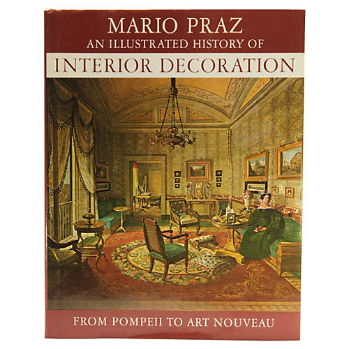 Interior Decoration Illustrated History