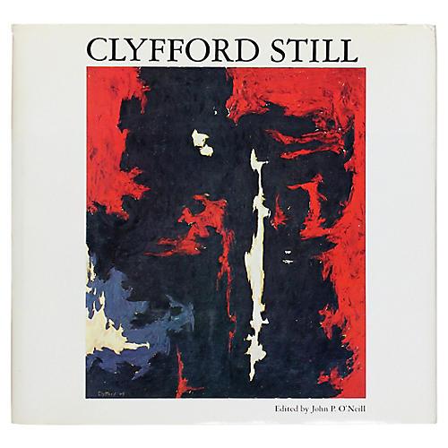 Clyfford Still, 1st Ed