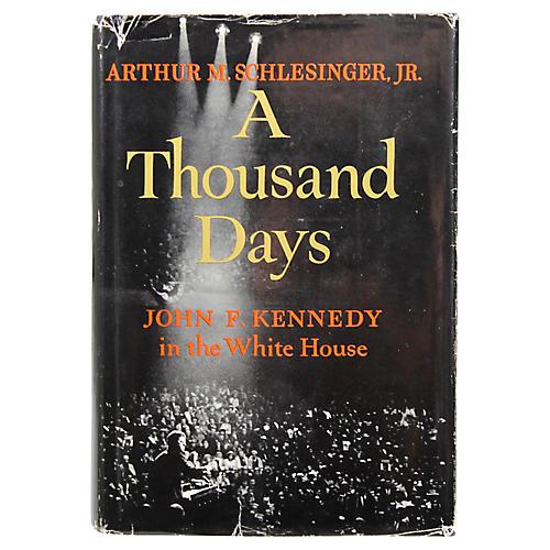 A Thousand Days, 1st Ed