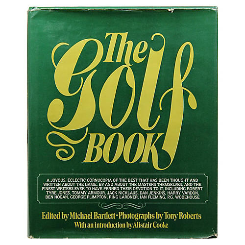 The Golf Book, First Edition