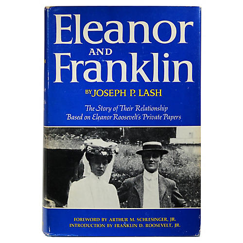 Eleanor & Franklin, 1st Ed