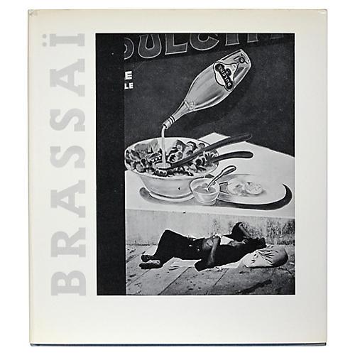 Brassai, First Edition