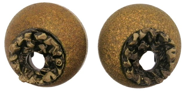 Pellini Italian Resin Earrings
