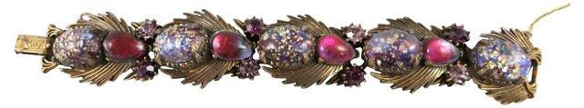 Florenza Purple Bracelet