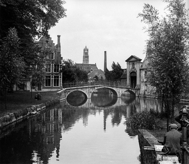 Amsterdam Canal, 1894