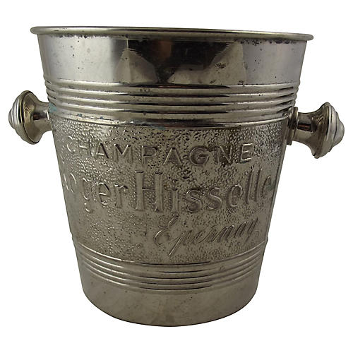 Champagne Roger Hisselle Bucket