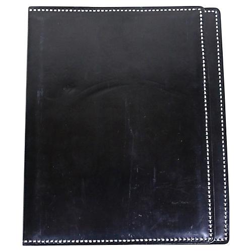 Hermès Leather Book Cover