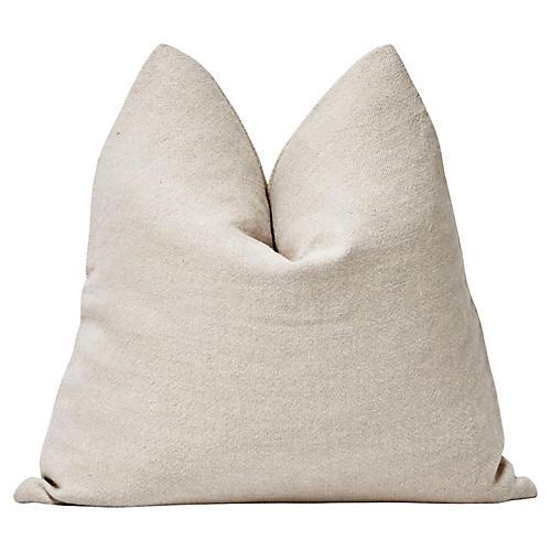 Tulum Natural Linen Pillow