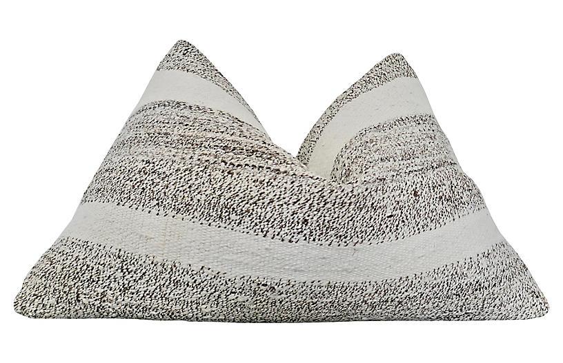 Berber Wool Kilim Pillow