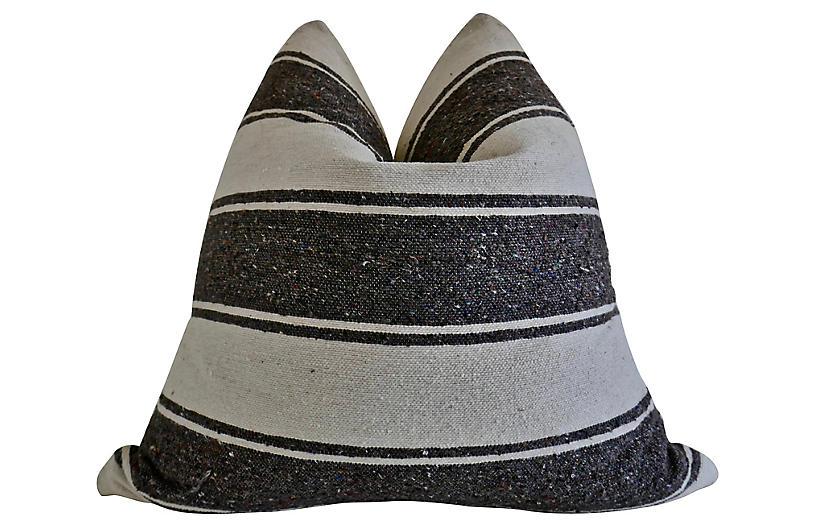 Berber Tribe Handloomed Cotton Pillow