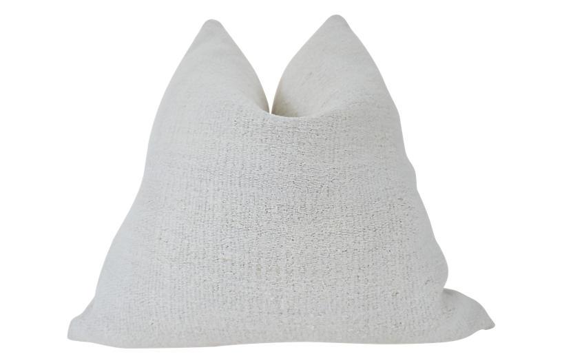 Vintage Berber Tribal Kilim Pillow