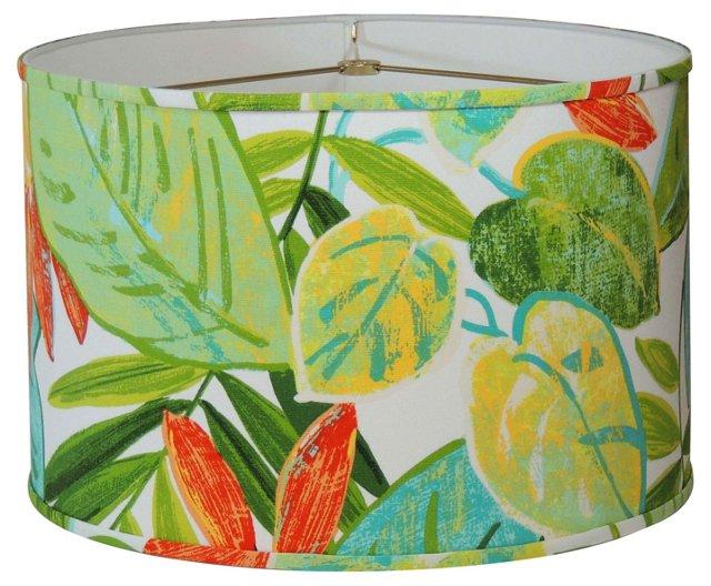 Tropical  Lampshade