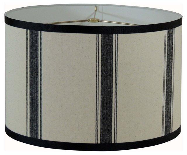Natural w/ Black Stripe Shade