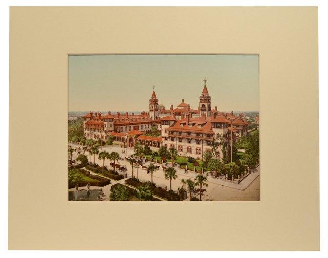 Ponce de Leon Hotel, St. Augustine, 1902