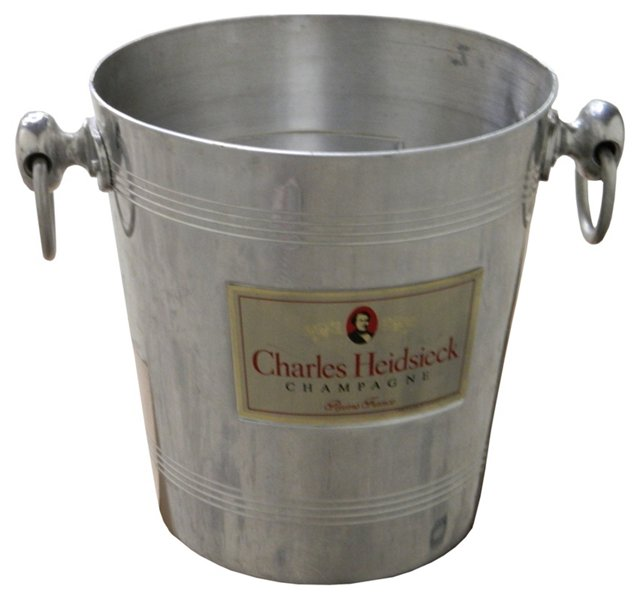 Heidsieck Champagne Bucket