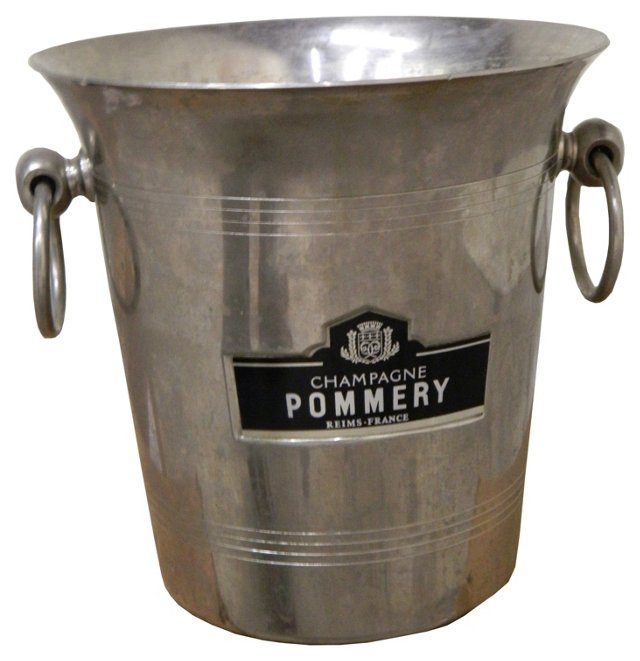 French Pommery Champagne Bucket