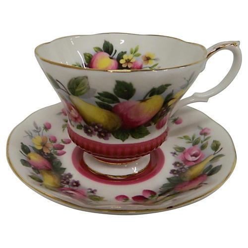Royal Albert English Fruit Teacup