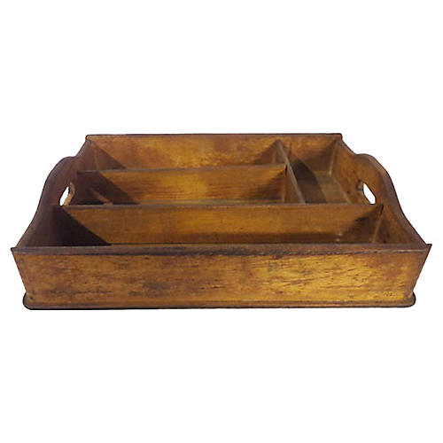 Vermont Cutlery Tray