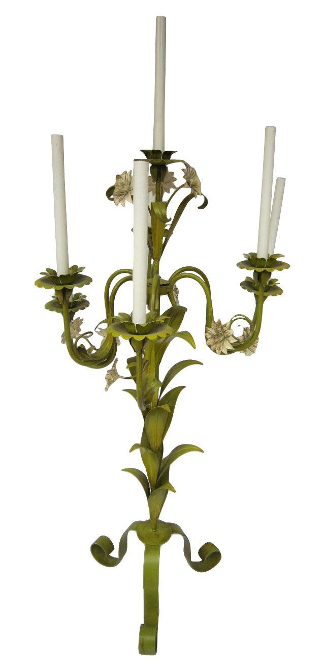 Candelabra Floor Lamp