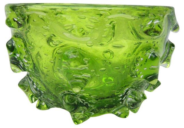Gimlet Art Glass Bowl