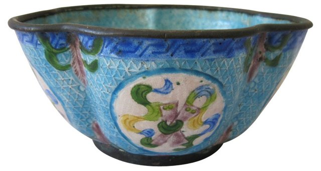 Peking Ware Bowl