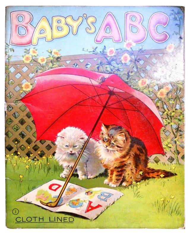 Baby's ABC, C. 1880