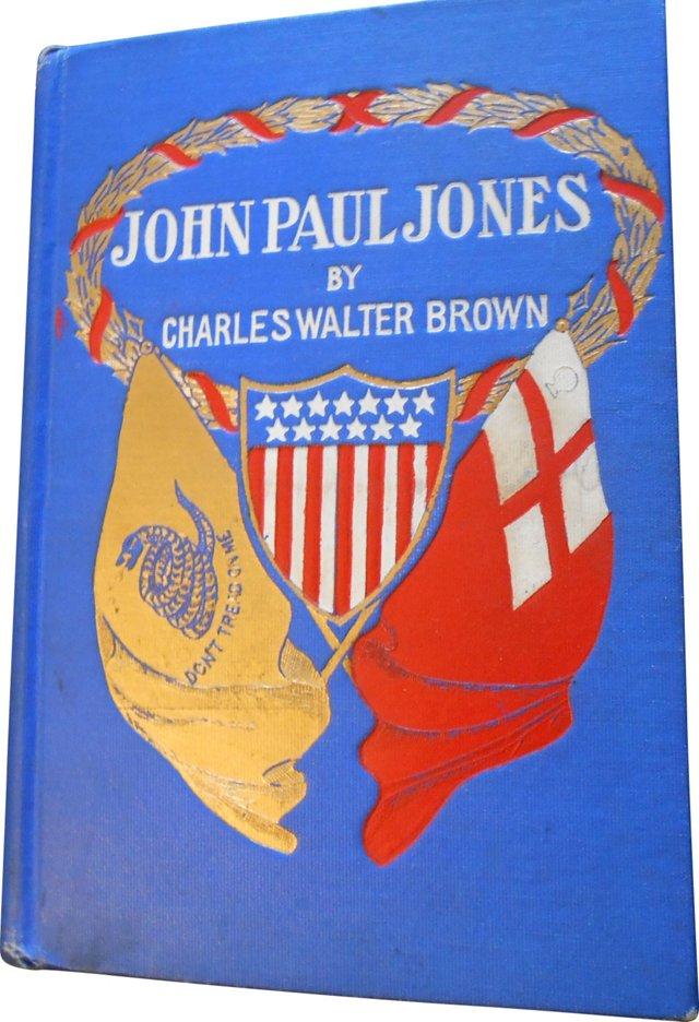 John Paul Jones of Navy Fame