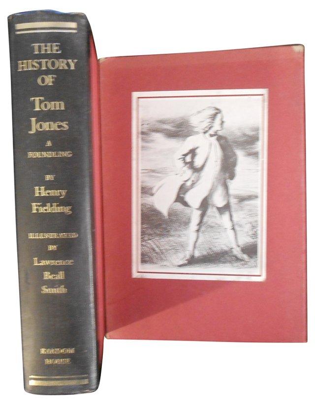 Tom Jones, Illustrated