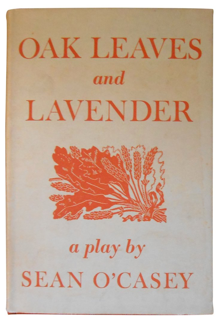 Sean O'Casey Oak Leaves, 1st Ed