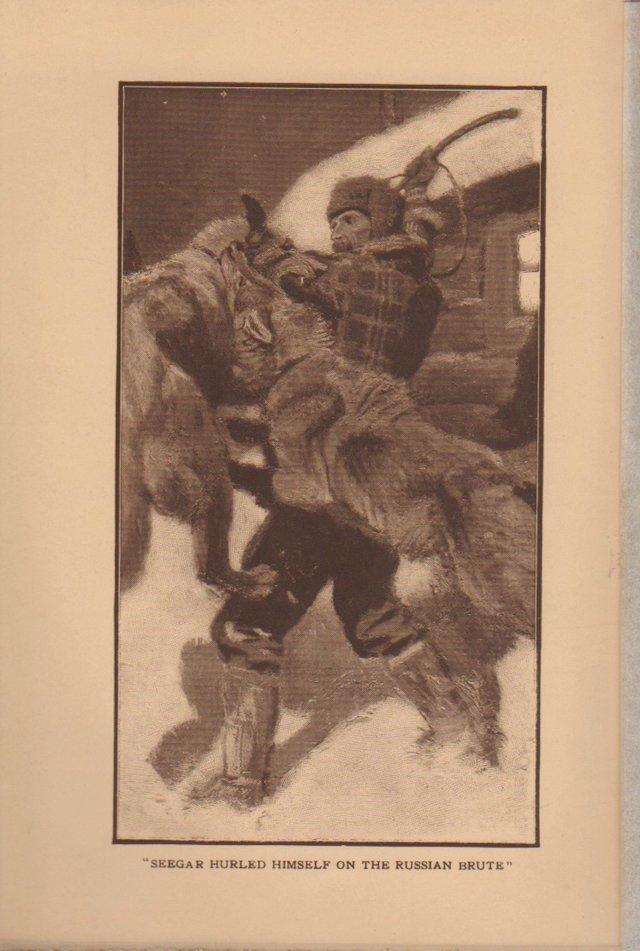 Seegar & Cigareet: Rare Dog Book, 1912