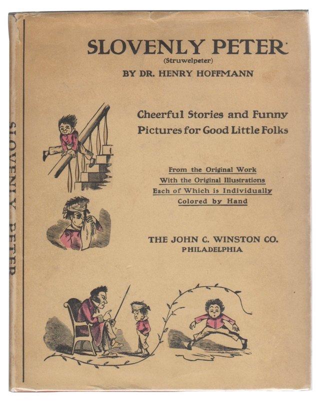 Slovenly Peter (Struwelpeter)