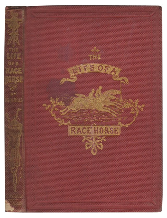 The Life of A Racehorse 1861