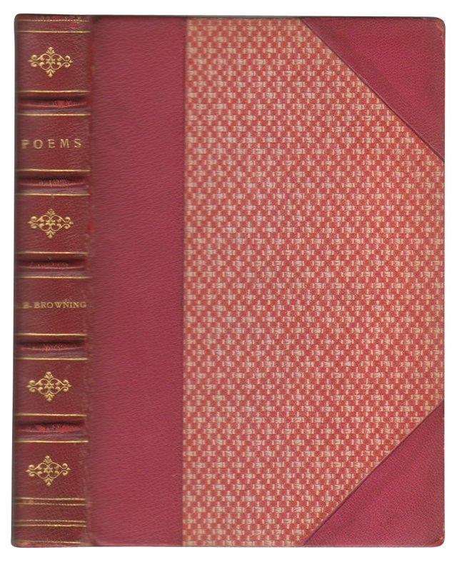 Poetical Works of Elizabeth Browning
