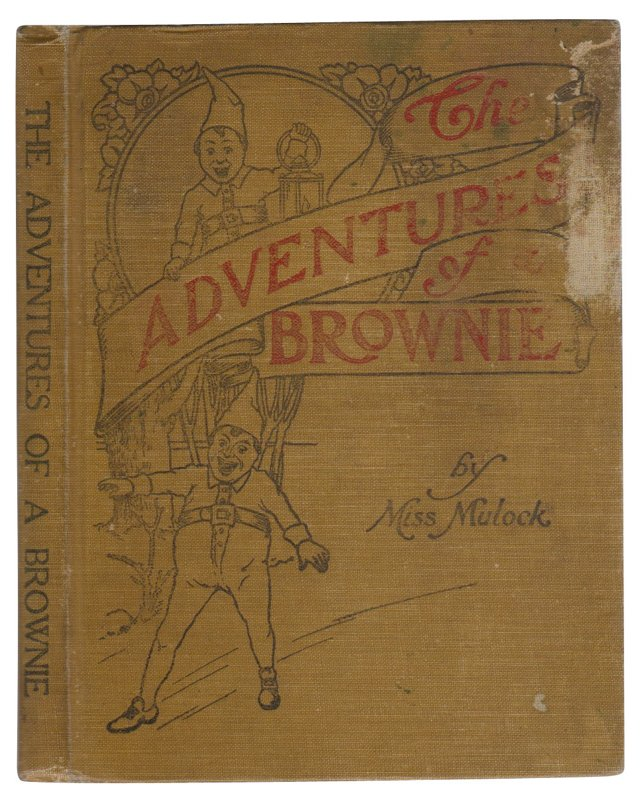 The Adventures of a Brownie, 1905