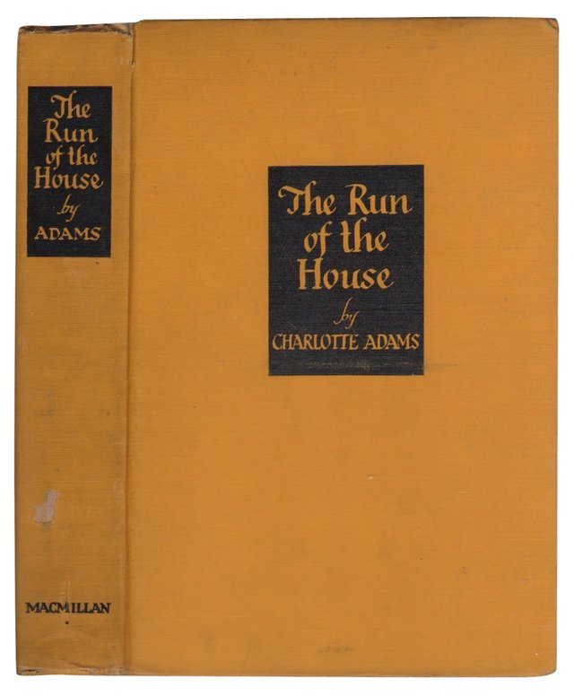 The Run of the House, Inscrubed