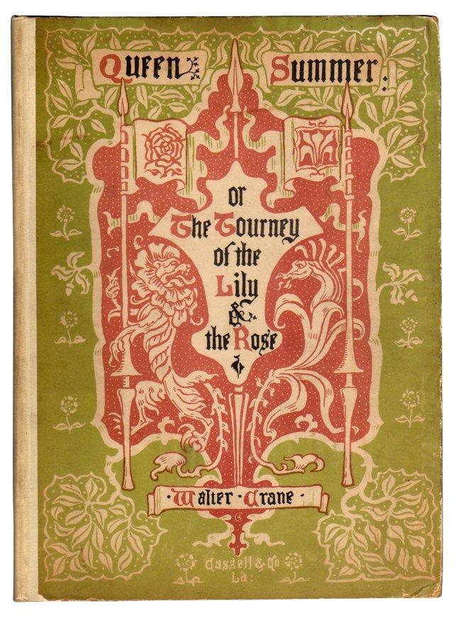 Queen Summer,1891 First Edition
