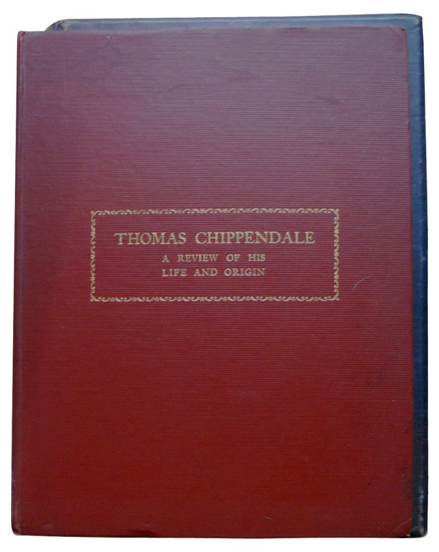 Biography of Chippendale & Designs