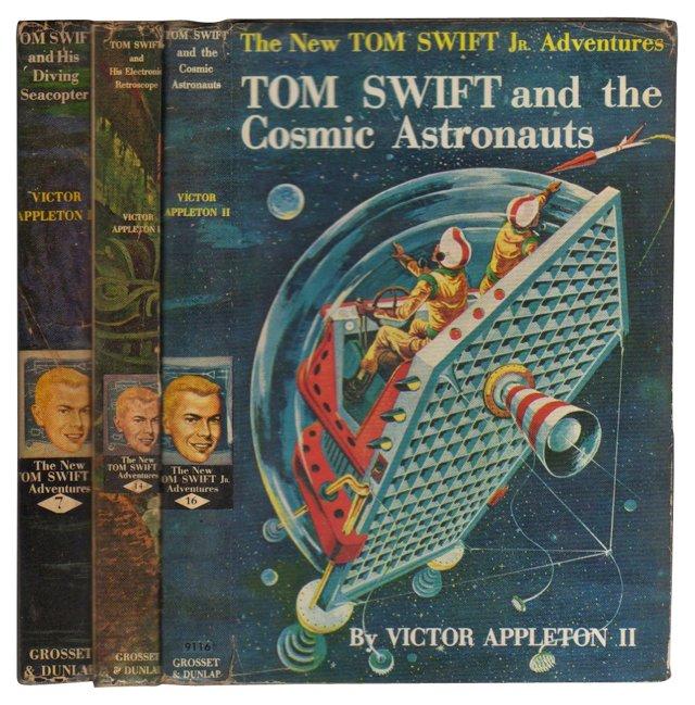 Tom Swift Adventure Novels, S/3