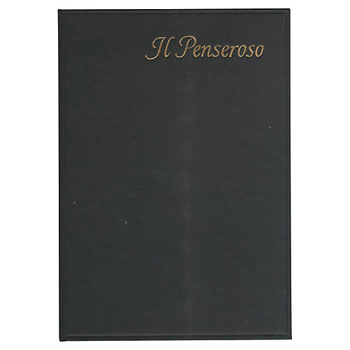 Il Penseroso and L'Allegro
