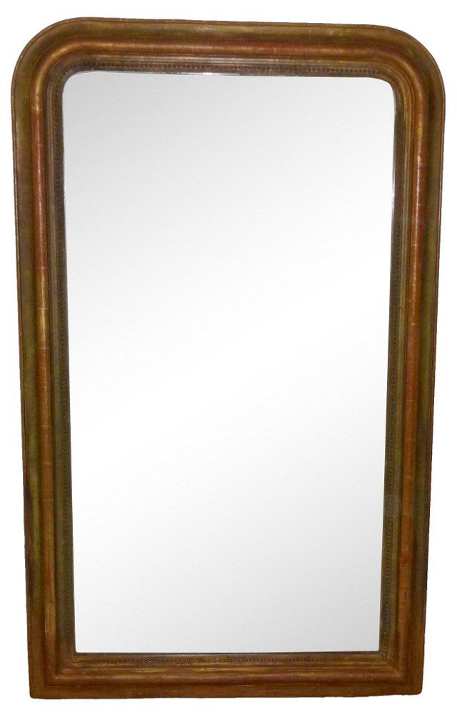 19th-C. Louis Philippe     Mirror