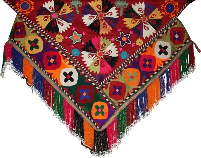 Uzbek    Wedding Piece