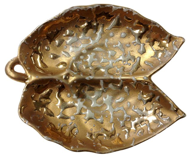 Leaf Tidbit Tray