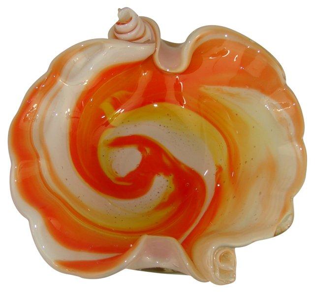 Murano Swirl Bowl