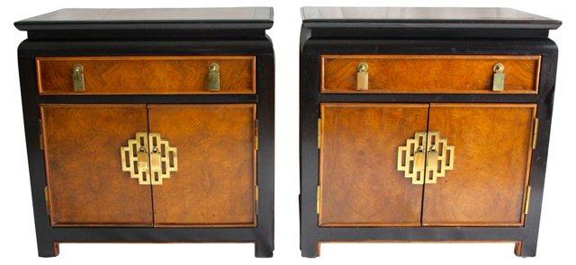 Nightstands by Century Furniture, Pair