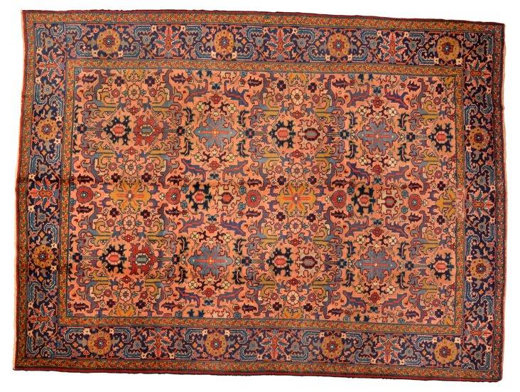 "Antique Persian Heriz, 7'10"" x 10'10"""