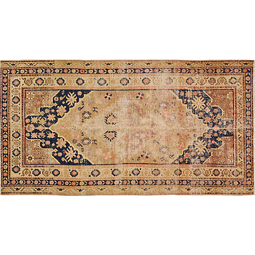 "Antique Khotan Rug, 4'1"" x 7'10"""