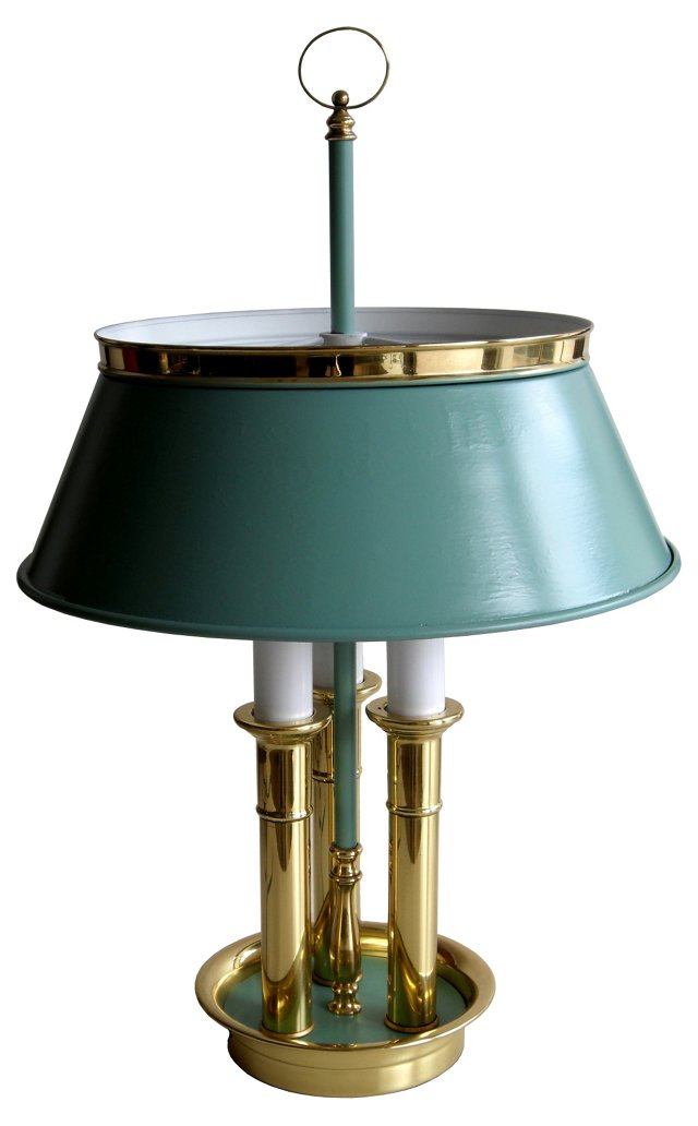 French Bouillote Lamp